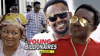 Young Billionaires Season 7 - Zubby Michaels 2017 Latest Nigerian Nollywood Movie | African Movies