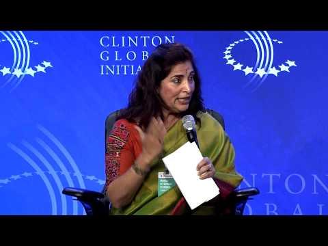 Empowering Girls Through Education Panel - 2012 CGI Annual Meeting