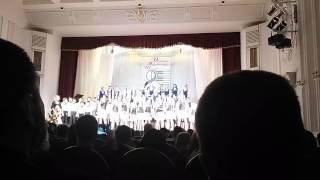 Музыка, звучи! (Муз. и сл. Соболев Дмитрий) Хоры 8 музыкальной школы г. Костромы. (Филармония)