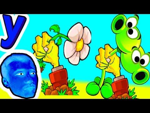 ПРоХоДиМеЦ Уничтожает РАСТЕНИЯ! ЗОМБИ Побеждают! #342 Мультик ИГРА Детям - Растения против ЗОМБИ