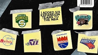What Would Happen To The NBA if 6 NEW T...