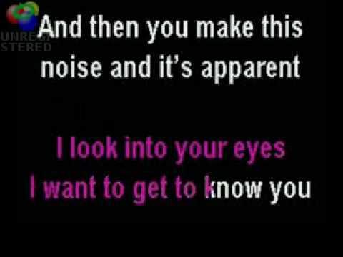 Lily Allen - Not Fair Karaoke.wmv