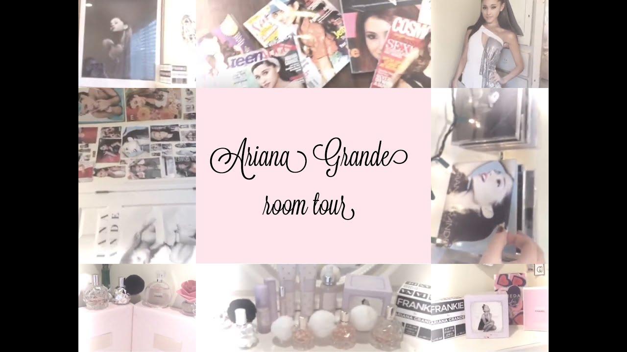 My Ariana Grande Room Tour