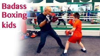 Badass Boxing Kids