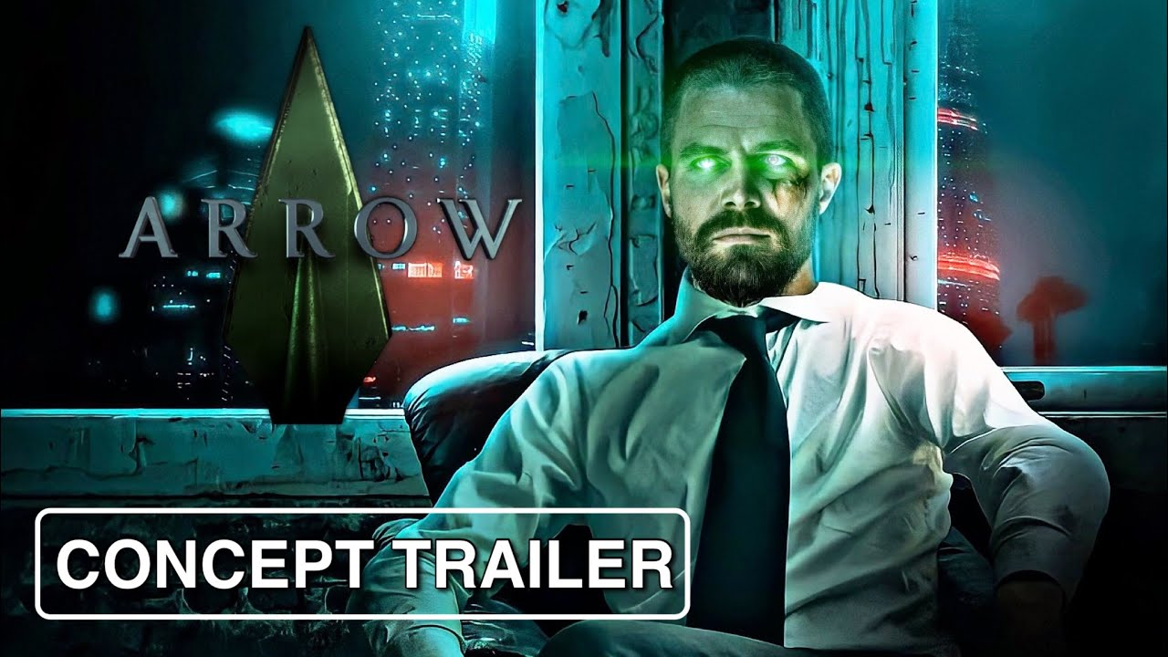 "Download Arrow Season 9 ""Something Else"" Trailer (HD) Stephen Amell (Concept)"