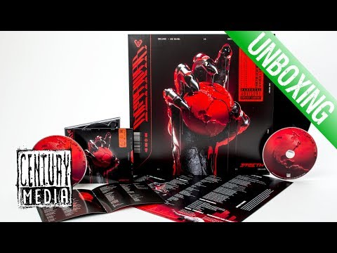 3TEETH - METAWAR (Unboxing)