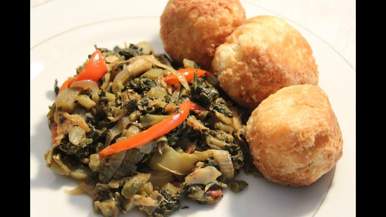 how to make jamaican callaloo recipe video recipe 2014