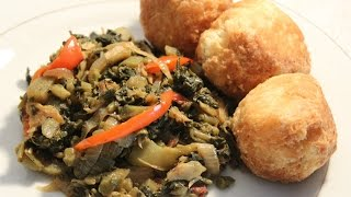 How To Make Jamaican Callaloo Recipe Video Recipe 2014