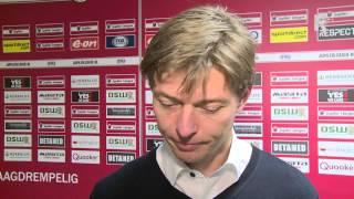 Jon Dahl Tomasson na Excelsior - FC Emmen