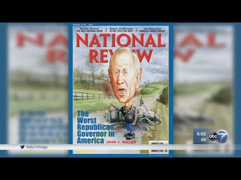 National Review names Bruce Rauner