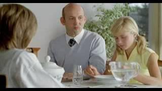 Maggi Buchstabensuppe (lustige Werbung)