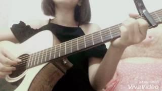 Trách Ai Bây Giờ - Đông Nhi  - Guitar Cover