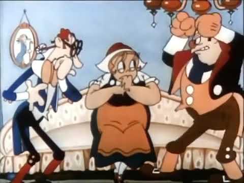 Comicolor Cartoons - The Headless Horseman - 1934 (HD)