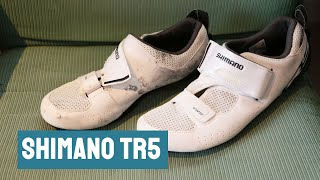 Shimano TR5 review
