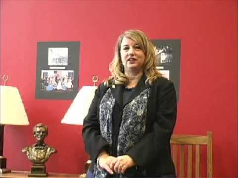 Amy Martin- Director of the Illinois Historic Preservation Agency