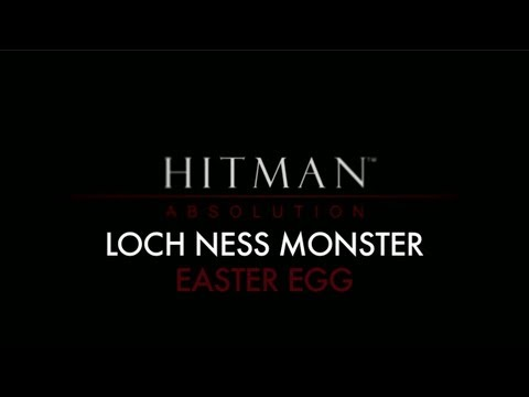 Hitman: Absolution - Loch Ness Monster Easter Egg | Rooster Teeth