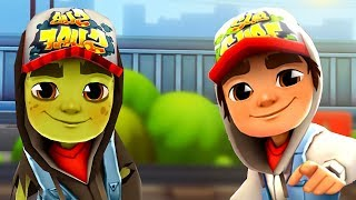 SUBWAY SURFERS GAMEPLAY HD 🎃 NEW ORLEANS - HALOWEEN 2018 ✔ JAKE+ZOMBIE JAKE+55 MYSTERY BOXES OPENING