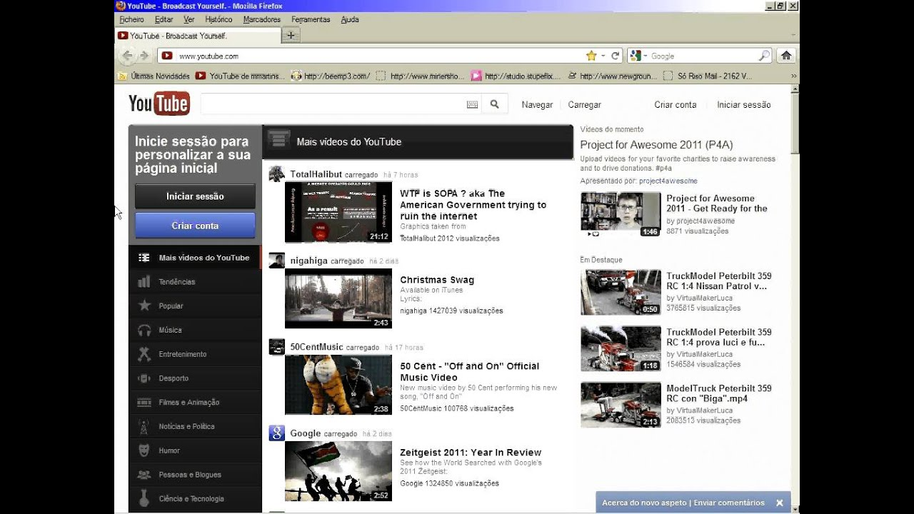 How To Find/search Youtube Channels