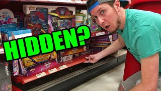 SEARCH THIS SPOT FOR HIDDEN POKEMON CARDS! Hyper Rare Opening