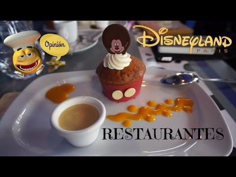 Restaurantes en Disneyland Paris Opinión (Review) | Noe and Carl