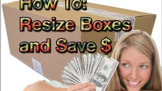 How To Ship Mail and Double Box Sneakers to Save Money On Shipping