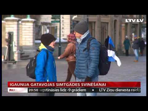 Igaunija gatavojas simtgades svinēšanai