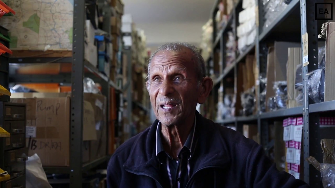 Cape Town's 90 year old man | Established Africa
