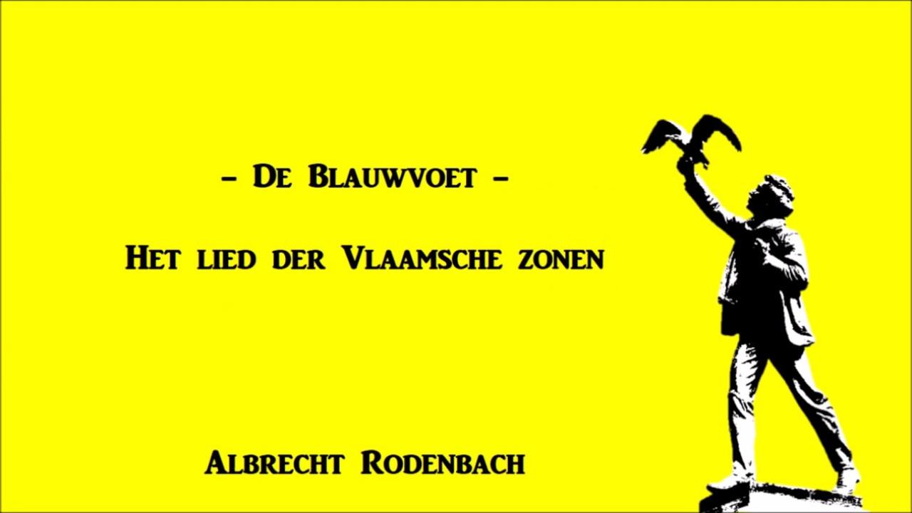 De Blauwvoet - Albrecht Rodenbach