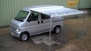 honda acty GP MOTORWORKS CAR & CAMPER SALES ISLE OF WIGHT - NOW SOLD!!!