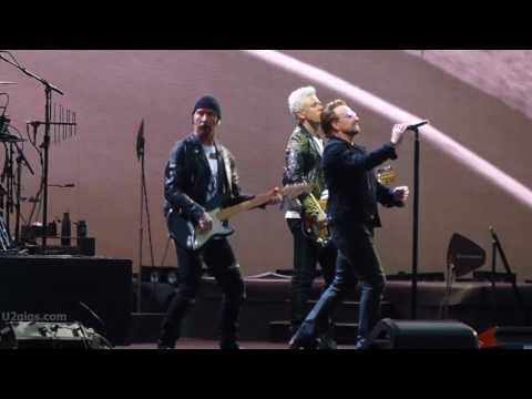 U2 Where The Streets Have No Name, Paris 2017-07-25 - U2gigs.com