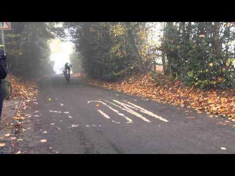 Lea Valley CC - Hill Climb 2015 - Mott Street, Epping Forest