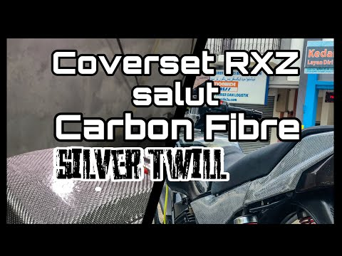 Making Carbon Fibre coverset