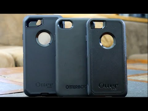 Otterbox Symmetry Vs Commuter Iphone