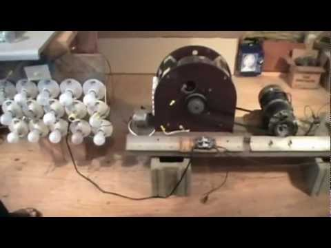 Self running 40kw 40 000 watt fuelless generator 1 of 3 - Is it bad to run a generator out of gas ...