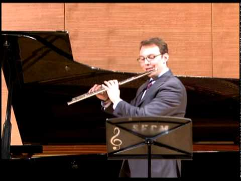 Daniel Sharp Strauss Sonata, op. 18 Movement 1