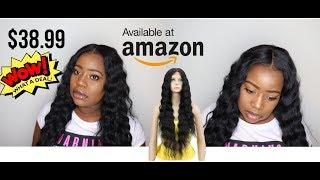 Affordable Wavy Hair Wig! OMG #affordablewig