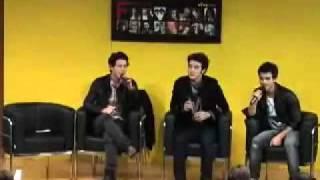 Jonas Brothers - Please be Mine  (Acapella)