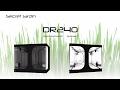 How to set up Secret Jardin grow tent DR240   Product Tutorial