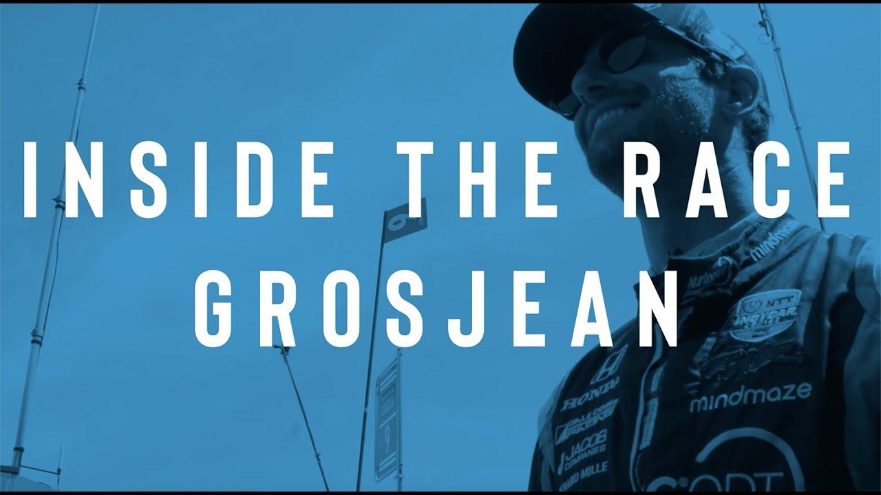 INSIDE THE RACE: Romain Grosjean // Mid-Ohio