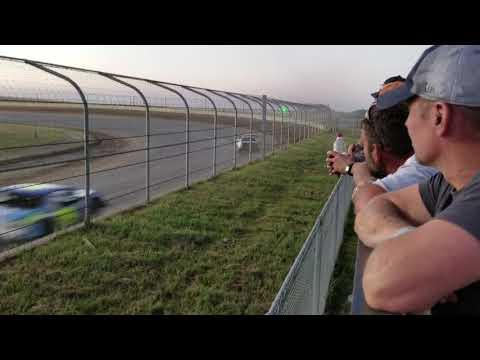 9-16-18 Junction Motor Speedway IMCA Stock Car Feature Kyle Dumpert