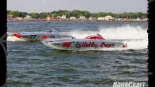 AquaCraft Motley Crew FE Brushless Catamaran 2.4GHz RTR Video