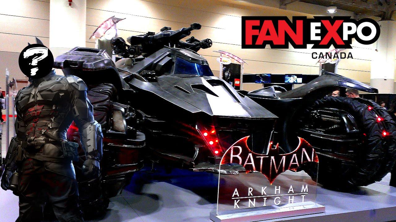 lego batmobile arkham knight