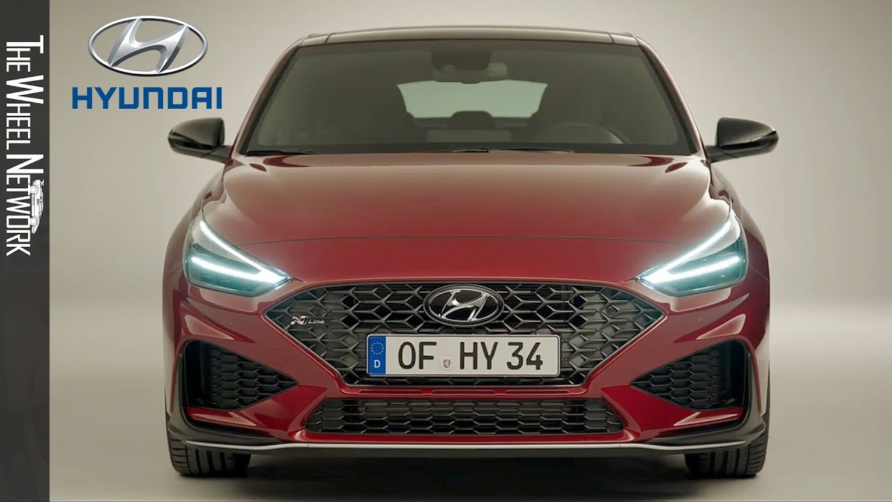 the new hyundai i30 n line fastback 2020 facelift youtube