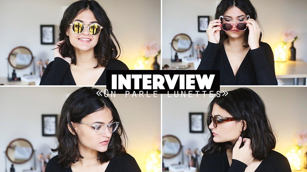 8e456fde29 .L'usine à lunettes X Tycia l INTERVIEW. - YouTube