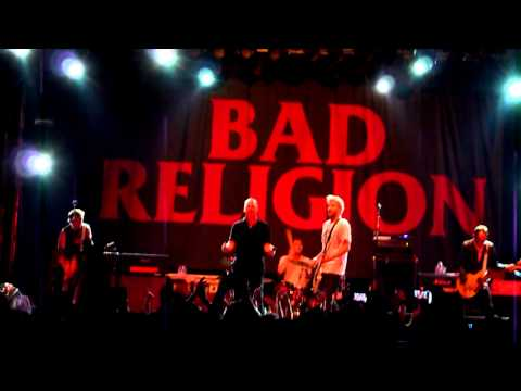 Bad Religion - Fuck You + Dharma and the Bomb
