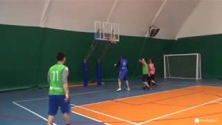 Смотреть видео PlayBasket. Видеообзор 6.12.2018 (Метро Электрозаводская). Любительский баскетбол в Москве онлайн