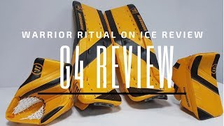 Warrior G4 Custom Pro Set: On Ice Review