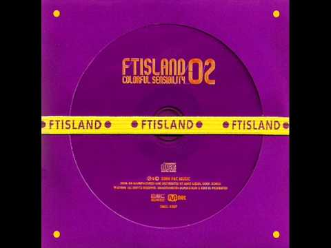 FTISLAN - Vol. 2 Colorful Sensibility (Track CD1) [FULL ALBUM]