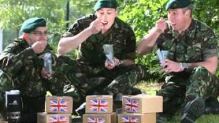 British Army Answerphone Very Funny