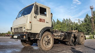 Kamaz 1000HP. The first run.